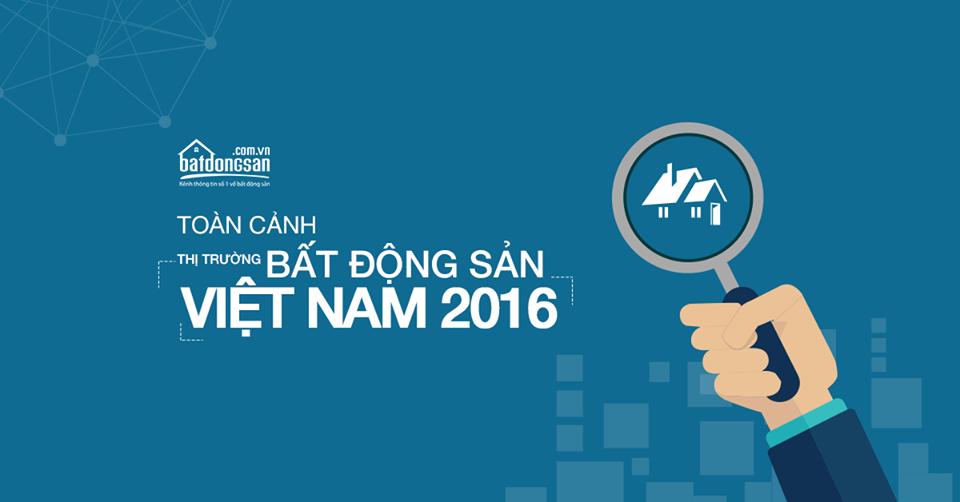 [Báo cáo] Tổng quan thị trường bất động sản tại Việt Nam